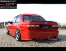 BMW E30 M-Style Heckstossstange