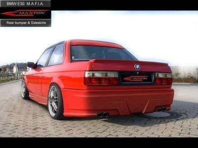 BMW E30 M-Style Rear Bumper