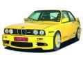 BMW E30 O2-Line Front Bumper