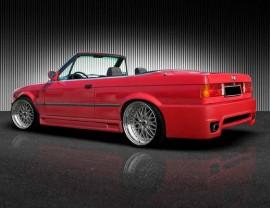 BMW E30 Plus Seitenschwellern