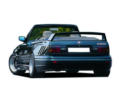 BMW E30 RX Rear Wing