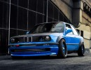 BMW E30 SX Front Bumper Extension