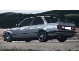 BMW E30 SX Heckflugel