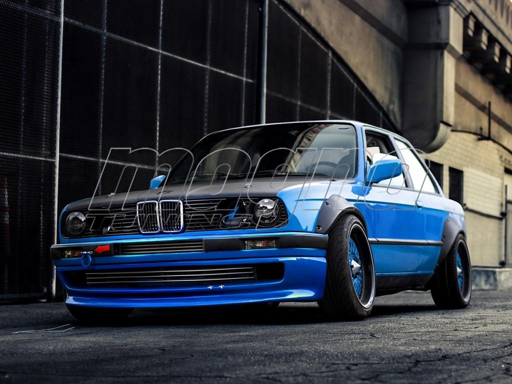 BMW E30 SX Radlaufverbreiterungssatz