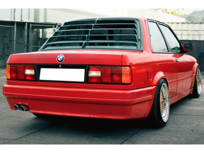 BMW E30 Sonic Window Louver