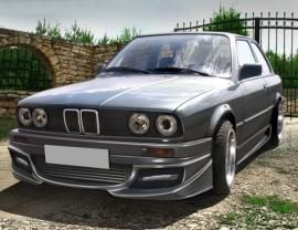 BMW E30 Street Front Bumper Extension