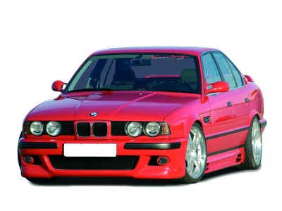 BMW E34 Bara Fata E39-Look