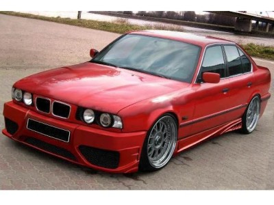 BMW E34 DJX Side Skirts