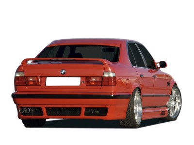 BMW E34 E39-Look Rear Bumper Extension