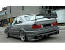 BMW E34 FX-60 Rear Bumper
