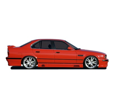 BMW E34 RX Side Skirts