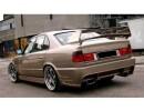 BMW E34 Samurai 2 Rear Wing