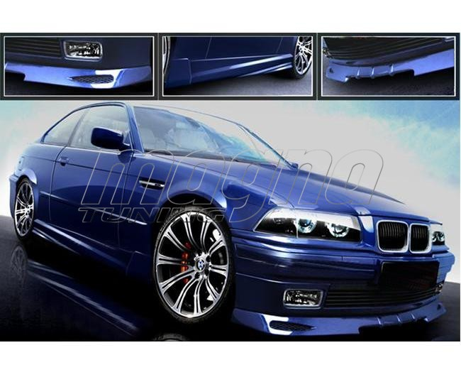 bmw e36 a2 frontansatz. Black Bedroom Furniture Sets. Home Design Ideas