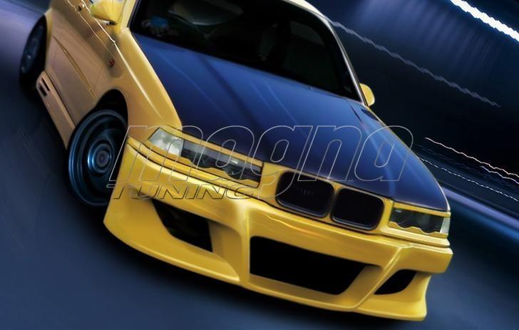 BMW E36 AX Frontstossstange