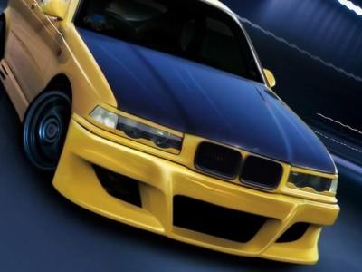 BMW E36 AX Seitenschwellern