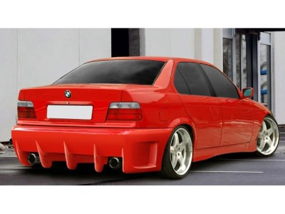 BMW E36 BSX Rear Bumper