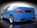 BMW E36 Compact F-Style Heckstossstange