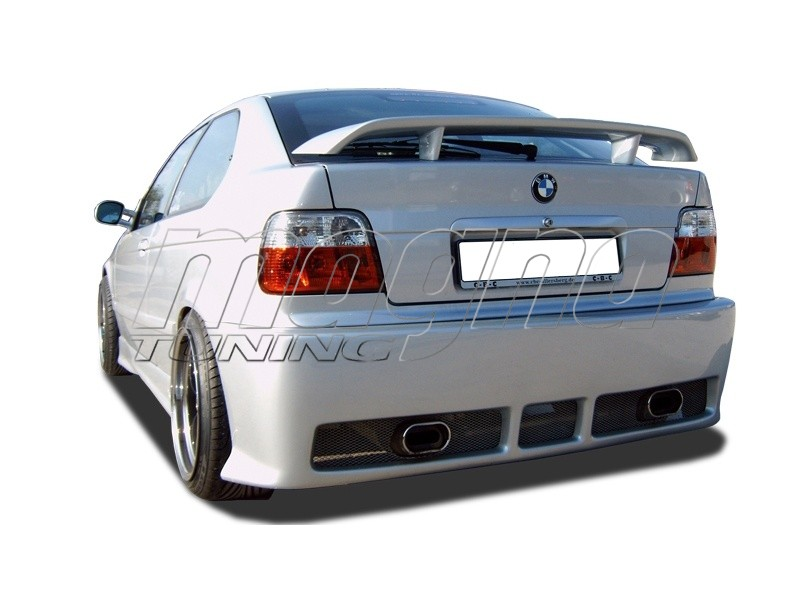 bmw e36 compact gtx race rear wing. Black Bedroom Furniture Sets. Home Design Ideas