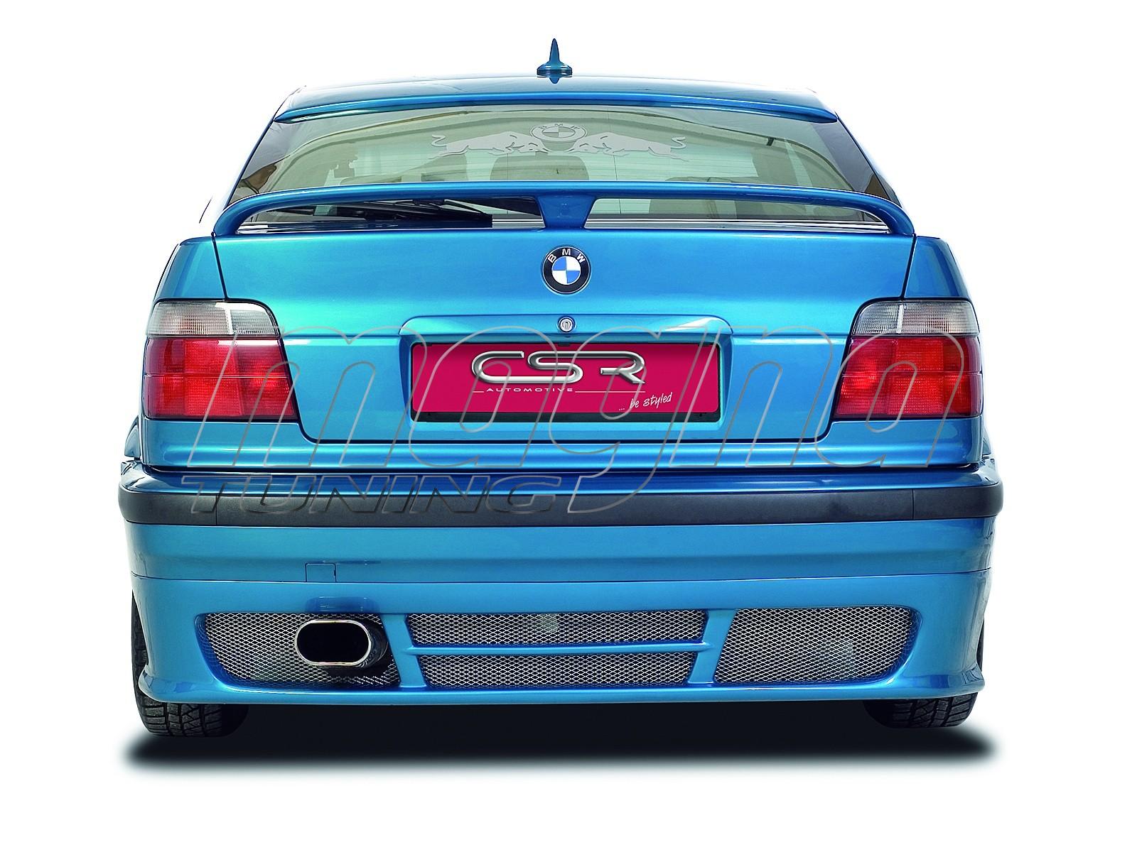 BMW E36 Compact XL-Line Heckansatz