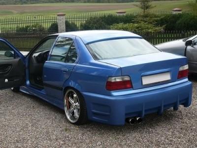 BMW E36 EDS Rear Bumper