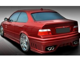 BMW E36 F-Style Heckstossstange