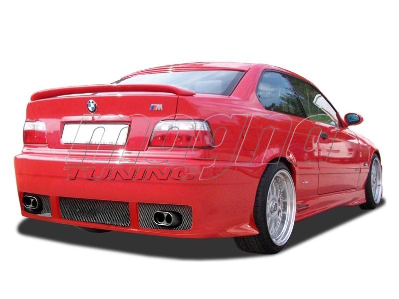 BMW E36 GTX-Race Heckstossstange