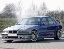 BMW E36 Limousine/Touring M-Style Seitenschwellern