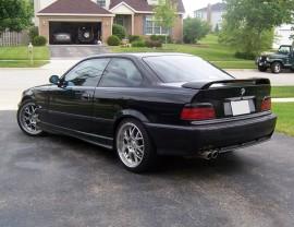BMW E36 M3-Look Seitenschwellern