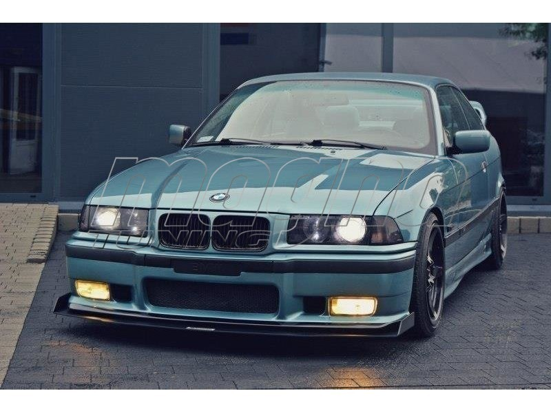 BMW E36 Front Bumper with Evo Lip