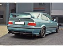 BMW E36 M3 RaceLine Rear Bumper Extension