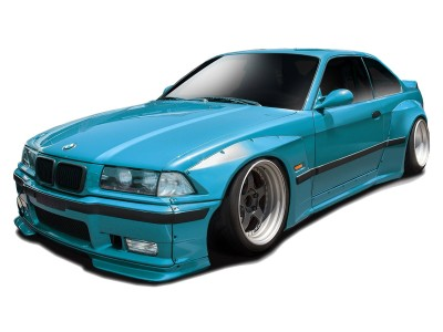 BMW E36 M3 Wide Body Kit Rocket