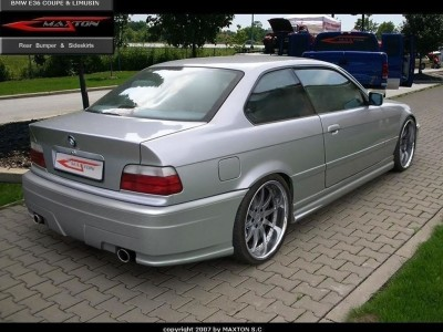 BMW E36 MX Rear Bumper