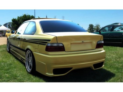 BMW E36 Modena2 Rear Bumper