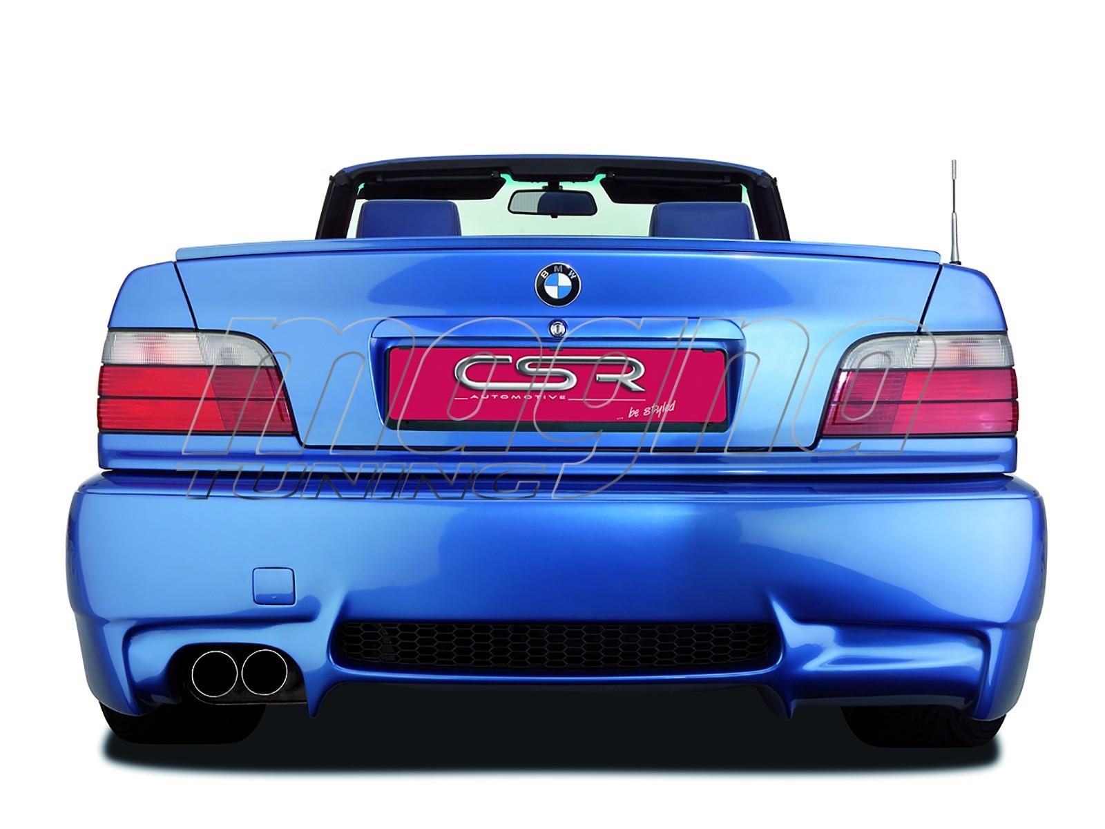 BMW E36 O2-Line Heckstossstange