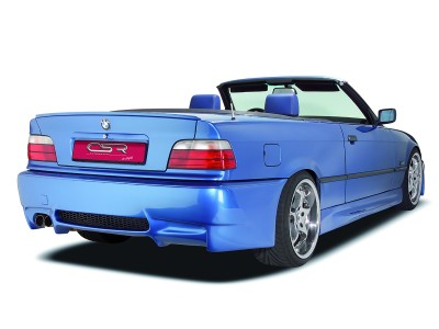BMW E36 O2-Line Rear Bumper
