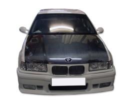 BMW E36 OEM Carbon Motorhaube