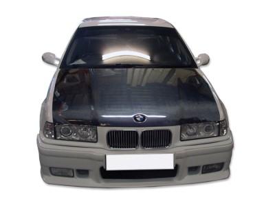 BMW E36 OEM-Style Carbon Fiber Hood