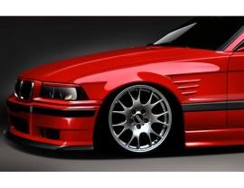 BMW E36 SR Frontkotflugeln