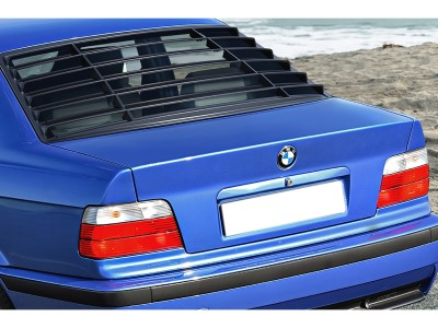 BMW E36 Sonic Window Louver