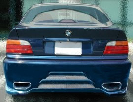 BMW E36 Storm Heckstossstange