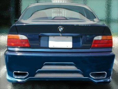 BMW E36 Storm Rear Bumper