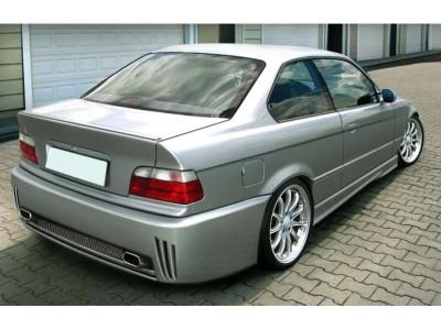 BMW E36 Street Heckstossstange