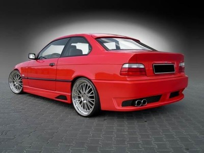 BMW E36 Titan Rear Bumper