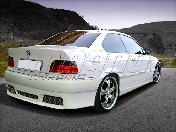 BMW E36 X-Tech Heckstossstange