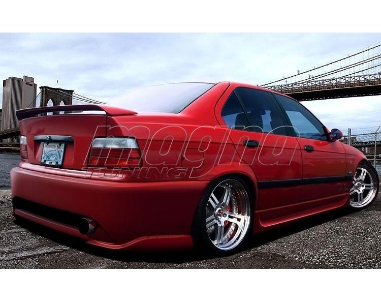 Bmw E36 Xs Rear Bumper