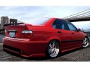 BMW E36 XS Rear Bumper