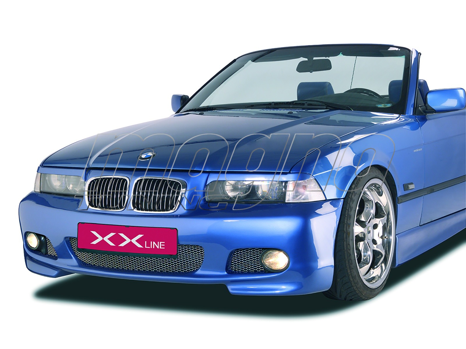 BMW E36 XXL-Line Frontstossstange