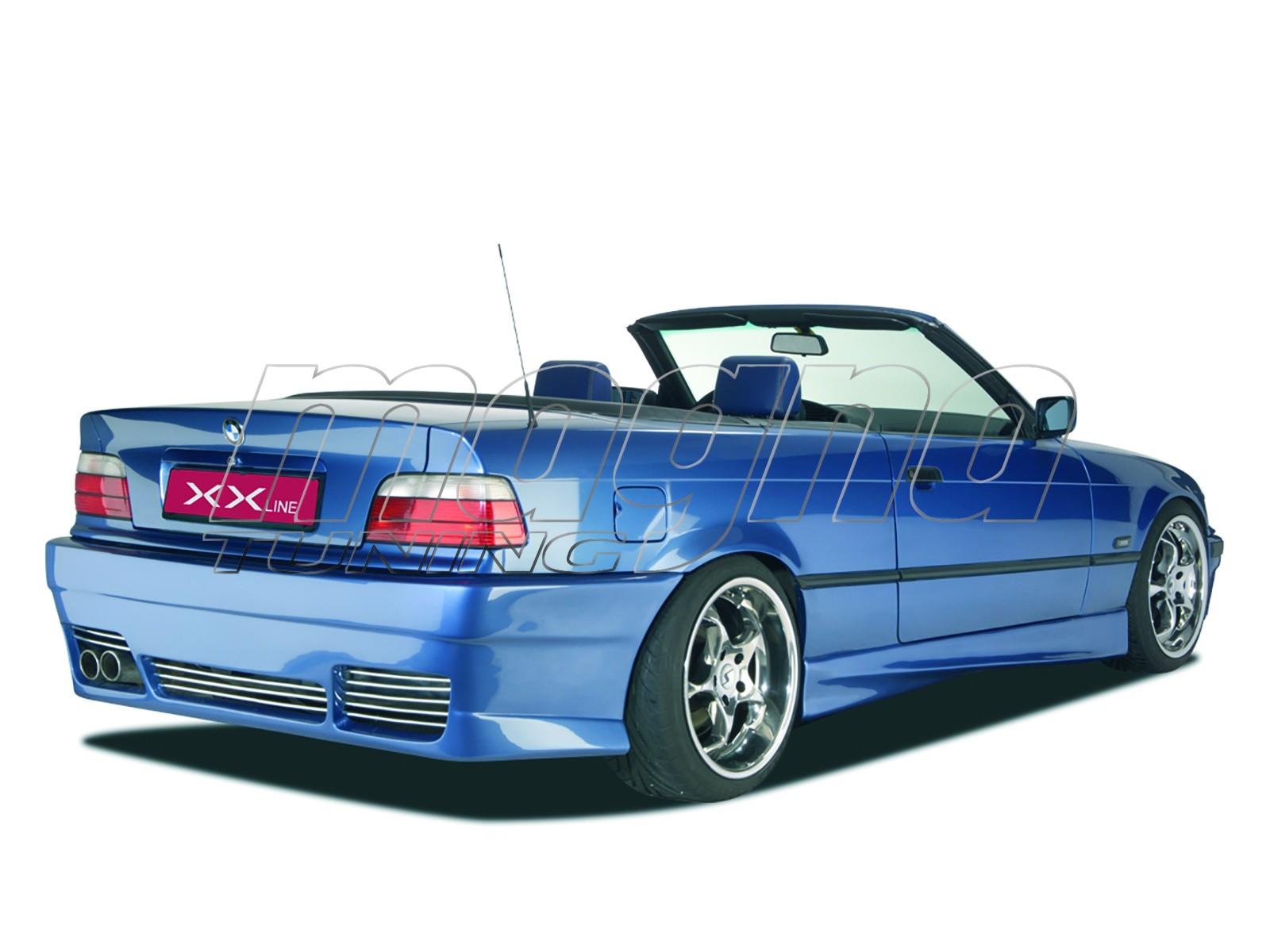 BMW E36 XXL-Line Seitenschwellern