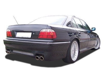 BMW E38 M-Line Rear Bumper Extension