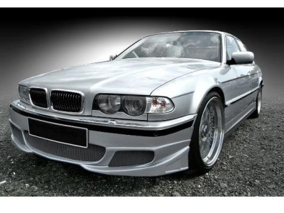 BMW E38 NT Front Bumper Extension